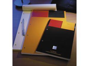 BLOK BIUROWY A4+ 80K LINIA OXFORD INTERNATIONAL NOTEPAD ŻÓŁTE KARTKI