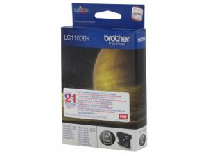 BROTHER Tusz LC1100BK Black