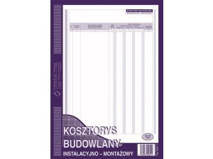 D KOSZTORYS BUDOWLANY A4 602-1