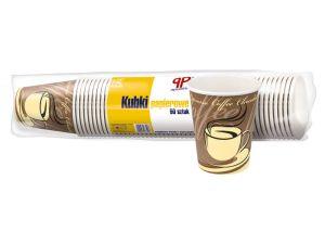 KUBEK PAPIEROWY 250ML RĘKAW 50SZT.