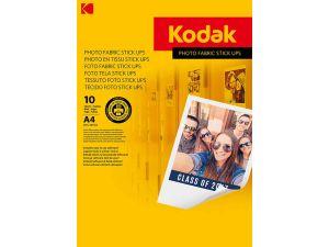 PAPIER FOTO KODAK A4 10 ARKUSZY STICK W FORMIE NAKLEJKI STICK UPS