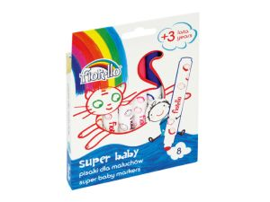 PISAKI FIORELLO 8 KOLORÓW SUPER BABY GR-F165