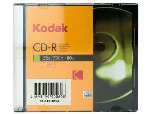PŁYTA CD-R KODAK 700MB SLIM 5 SZT.